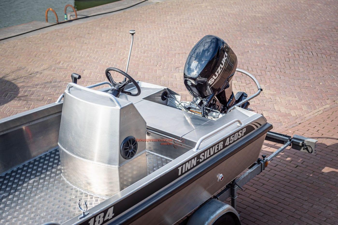 Tinn-Silver 450 Sport