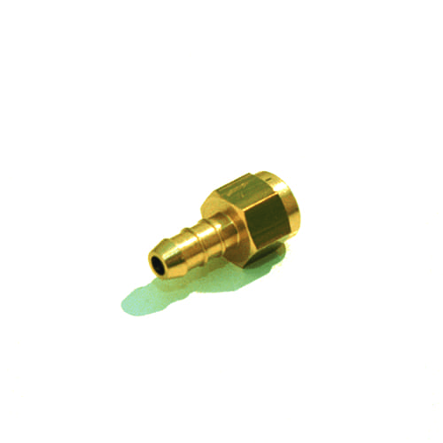 Gas slangtule 8mm x binnendraad