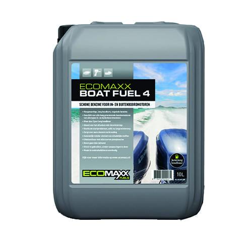 Ecomaxx Boat Fuel 4 takt 10 liter