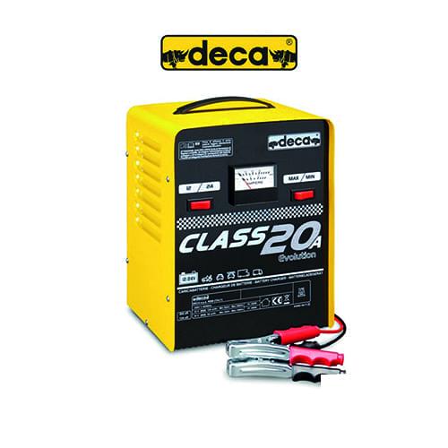 Acculader DECA 12/24V 20amp