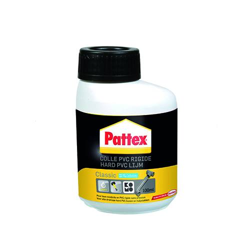 Pattex hard pvc lijm 100ml