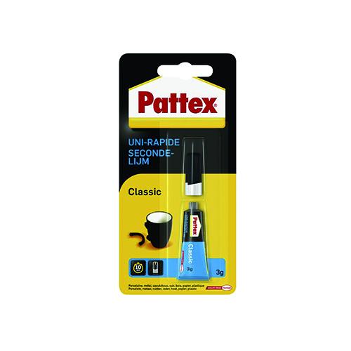 Pattex secondelijm vloeibaar 3gr