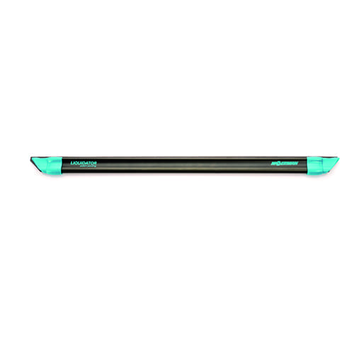 Pro clean liquidator lineaal + rubber