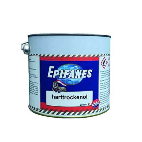 Epifanes harttrockenöl 2ltr