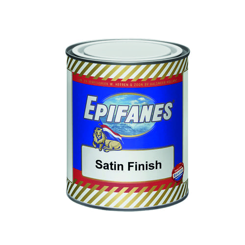 Epifanes satin finish wit 750ml