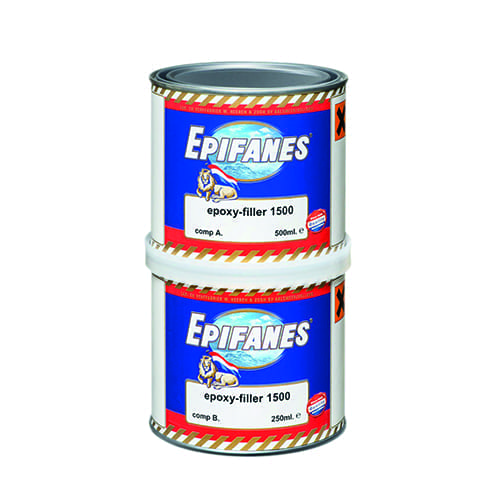 Epifanes epoxy filler 1500 750ml