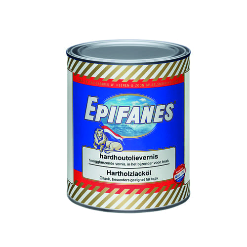 Epifanes hardhoutolievernis 1ltr