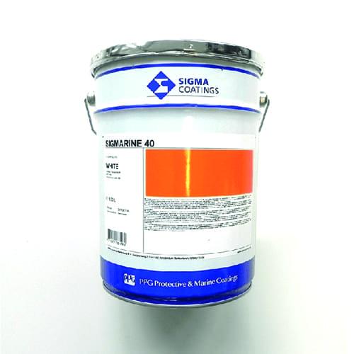 Sigmarine 40 (undercoat) wit 5ltr