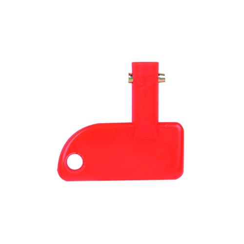 Sleutel voor Hoofdstroomschakelaar IP55