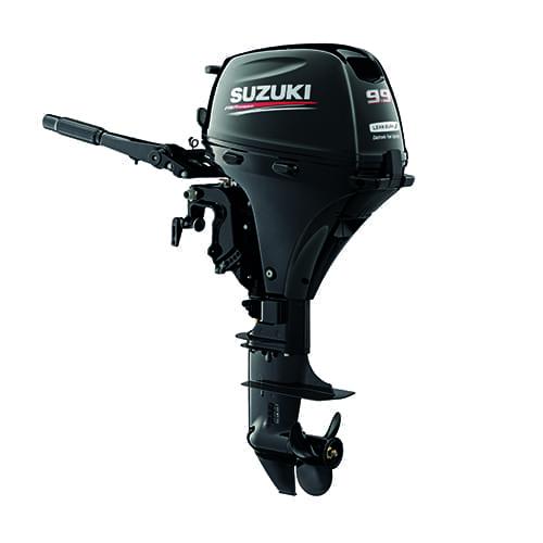 Suzuki DF 9.9 Injectie