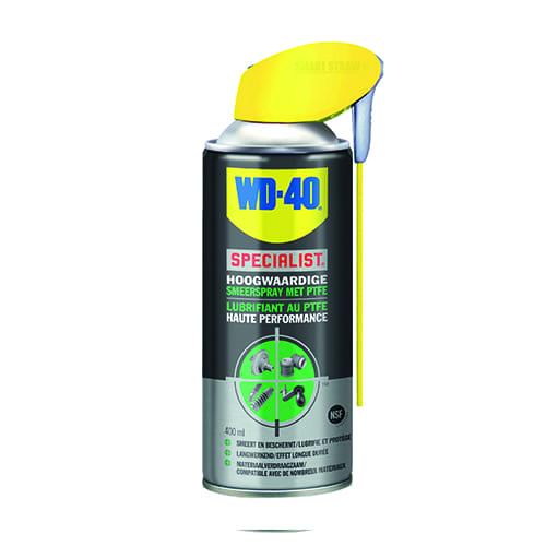 WD-40 hoogwaardige smeerspray met ptfe 400ml