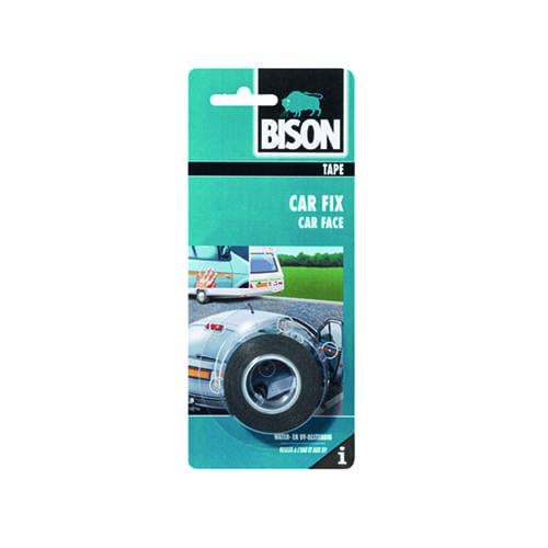 Bison car fix 1,5 x 19mm zwart