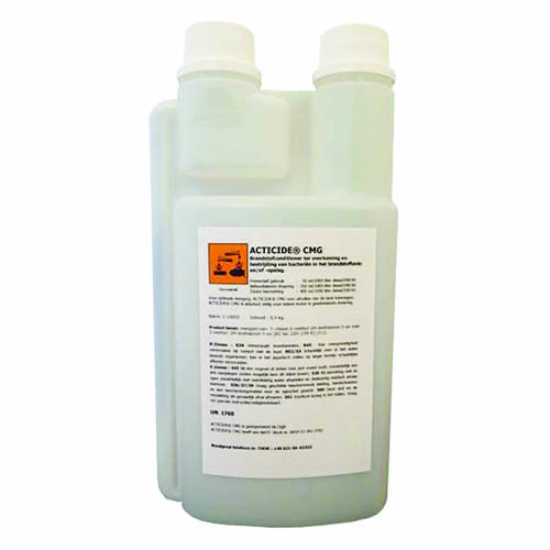 Acticide Dieselbacterie reiniger CMG THOR 1ltr