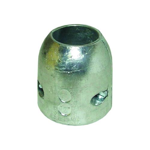 Schroefas anode 40mm aluminium