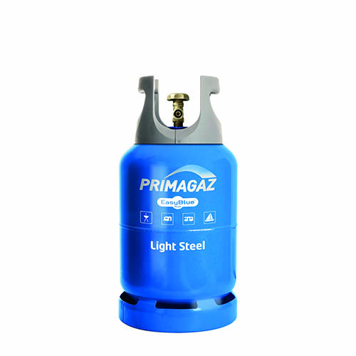 Gas vulling 6 kg. (Primagaz easy blue light)