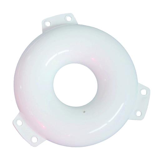 Ringfender wit 30cm