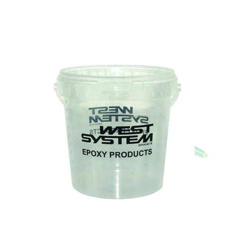 West mixing pots
