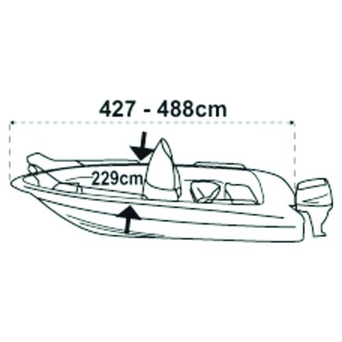 Boat cover XXS