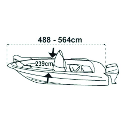 Boat cover M