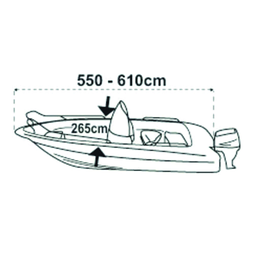 Boat cover L