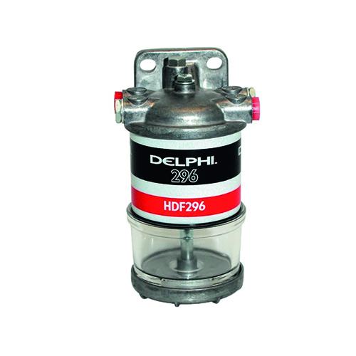 CAV 296 brandstoffilter + waterafscheider