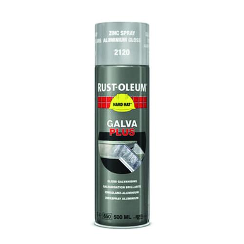 Rust-oleum Galva plus verfspuitbus 500ml HARD HAT