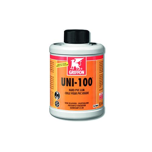 Griffon pvc lijm uni-100 1000ml