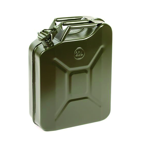 Jerrycan staal