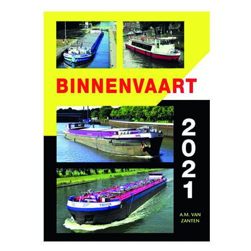 Binnenvaart boek 2021