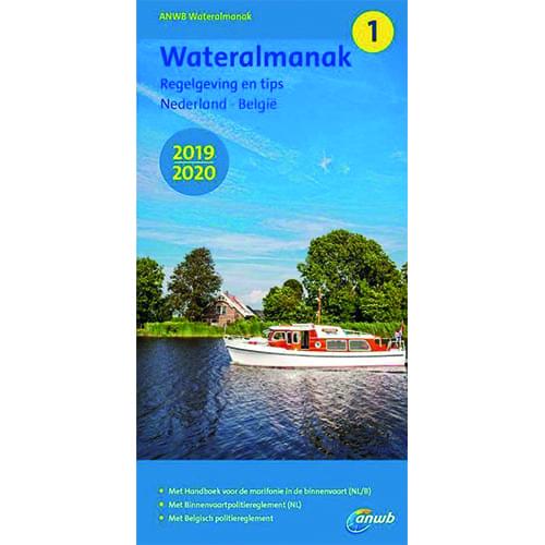 ANWB Wateralmanak deel 1 – 2019-2020