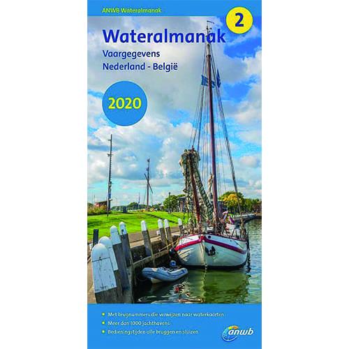 ANWB Wateralmanak deel 2 – 2020
