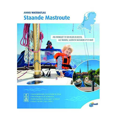 ANWB Wateratlas Staande Mastroute