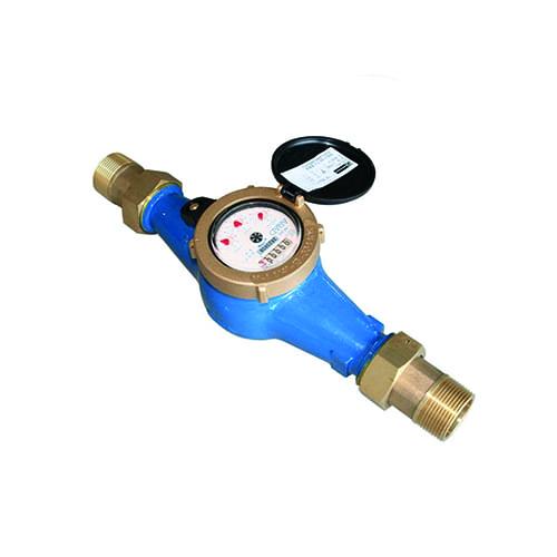 Watermeter doorlaat