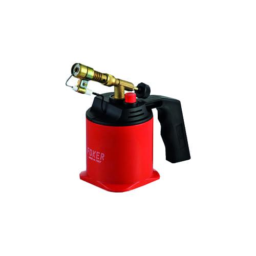 Foker gasbrander + piezo