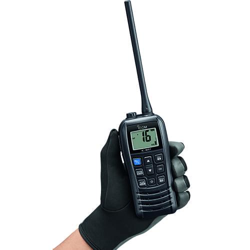 Icom ic-M37E handmarifoon