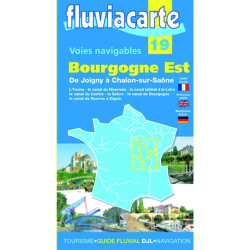 kaart fluvia carte 19 bourgogne est