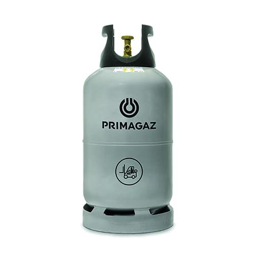 Gas vulling 12.9 kg. voor heftrucks (Primagaz Primapower 13LS)