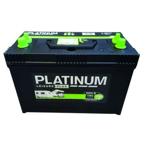 Accu Platinum 12v 105ah 31dc Deepcycle