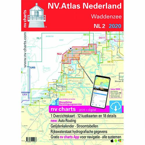 NV Atlas Nederland 2. Waddenzee