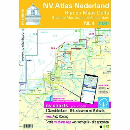 NV Atlas Nederland 4. Rijn en Maas delta (kopie)