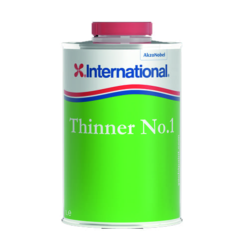 International thinner No. 1 1 liter