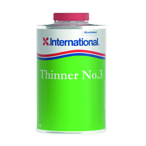 International thinner No. 3 1 liter
