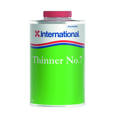 International thinner No. 7 1 liter