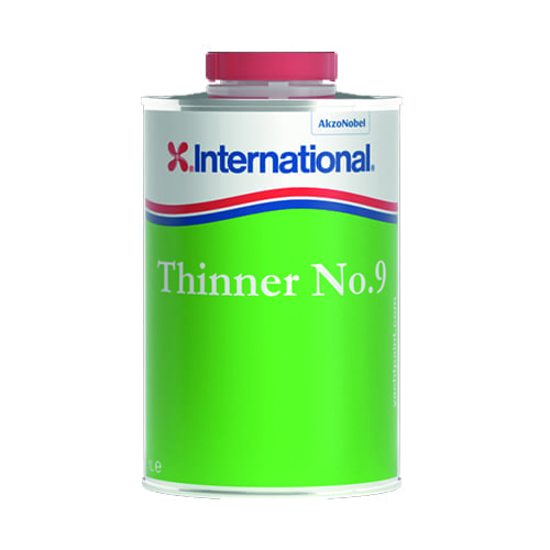 International thinner No. 9 1 liter