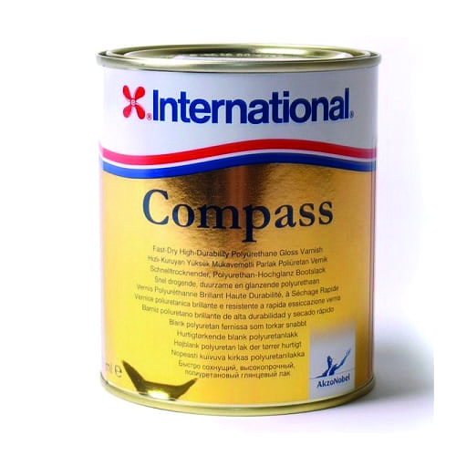 International compass vernis 750ml