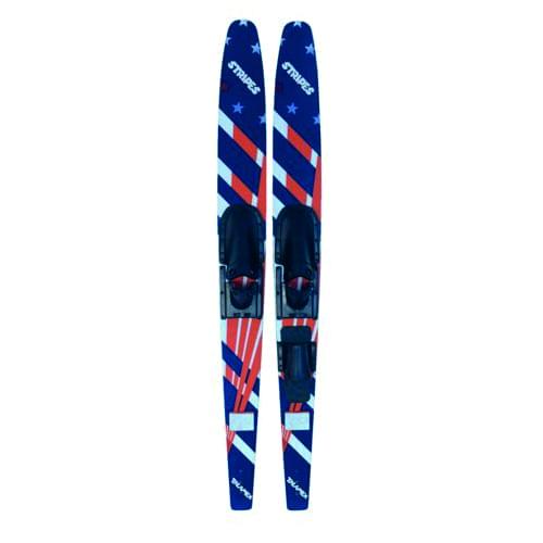 Waterski stripes