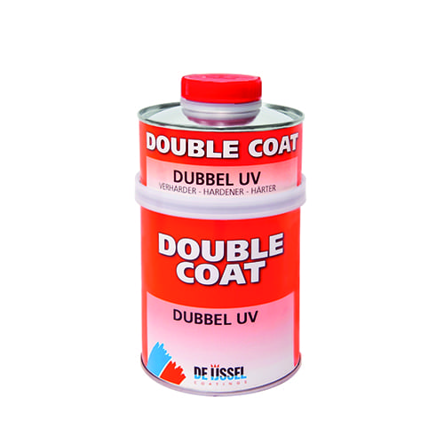 De IJssel Double coat Blank + uv filter 750ml