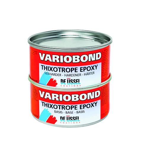 De IJssel Variobond lijm-epoxy set 1kg