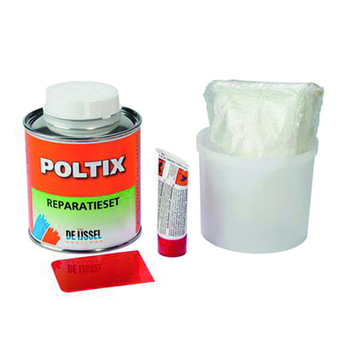 De IJssel Poltix reparatieset 250ml