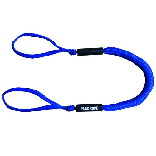 Flex Rope blauw 120-170cm